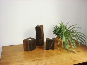 Kerzenhalter 3 Stück